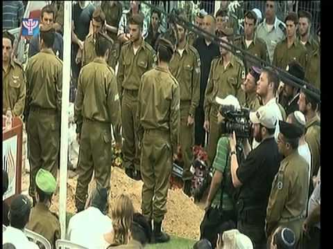 30,000 attend funeral US-born Israeli soldier Killed in Gaza