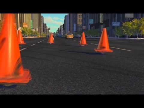 Toy Story 2 - Cruzando el camino