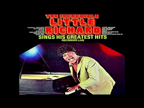Little Richard - Bring It On Home To Me (live)