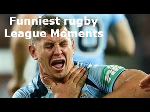 Funny Rugby League moments