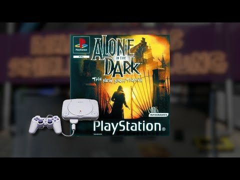 Gameplay : Alone in the Dark: The New Nightmare [Playstation]