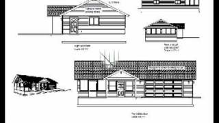 26' X 48' Screen Porch Garage Plans