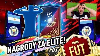 CO ZA TRAF! 4 KARTY SPECJALNE W JEDNEJ PACZCE! NAGRODY ZA ELITĘ - FUT CHAMPIONS! | FIFA 20 JUNAJTED
