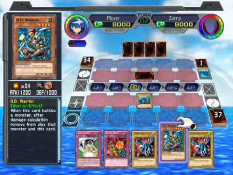 yu-gi-oh 5ds master of the cards iso