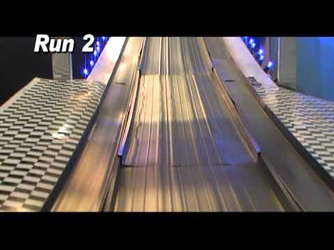 Building a hot wheels drag strip