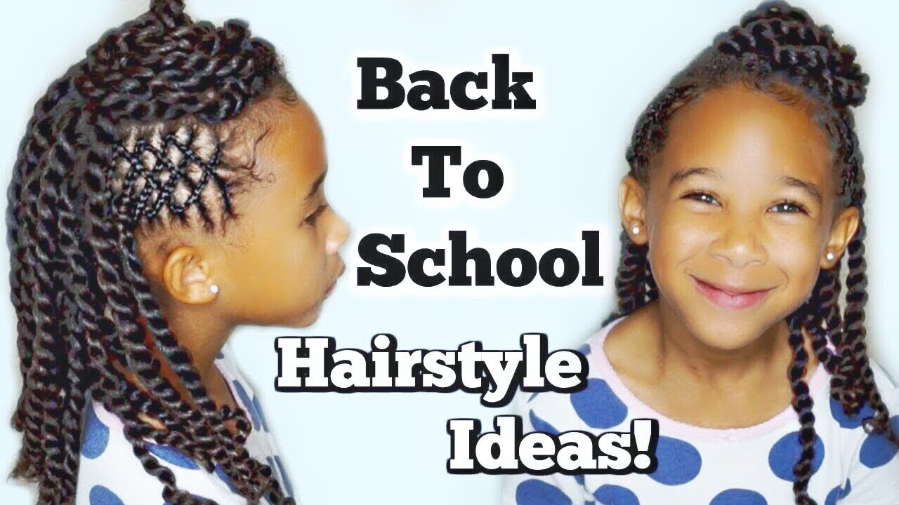 A Back To School Hairstyle Guide For Elementary Middle And High