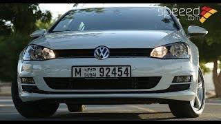 VW Golf 2014 فولكس واجن جولف