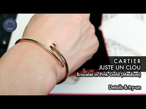 Cartier Juste Un Clou Juc Nail