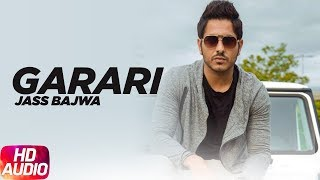 Garari | Audio Song | Jass Bajwa | Urban Zimidar | Speed Records