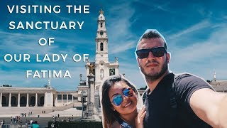 Travel Diary: Sanctuary of Fatima / Agroal, Portugal | misscamco