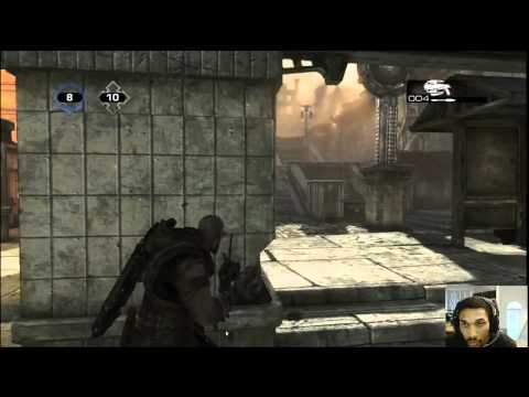 Gears of War 3: Livestream with arCtiC #6