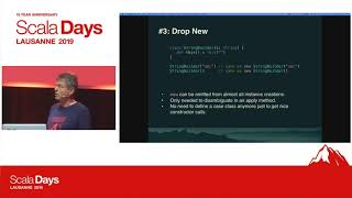 A Tour of Scala 3 - Martin Odersky