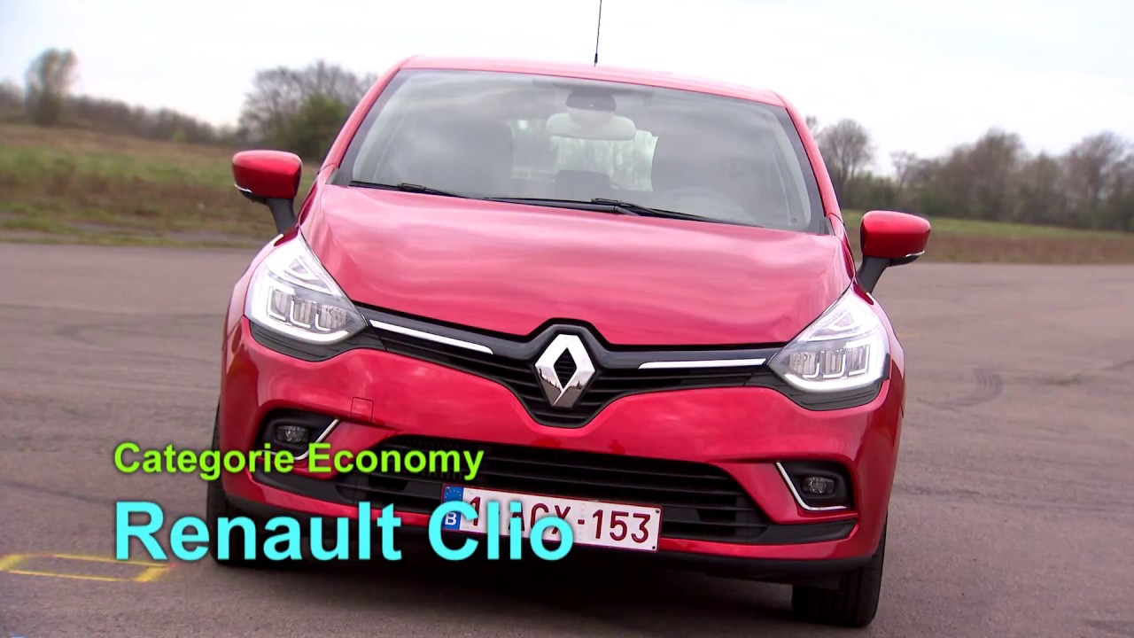 Category Renault >> Lease Car Of The Year 2017 Renault Clio Category Economy Youtube