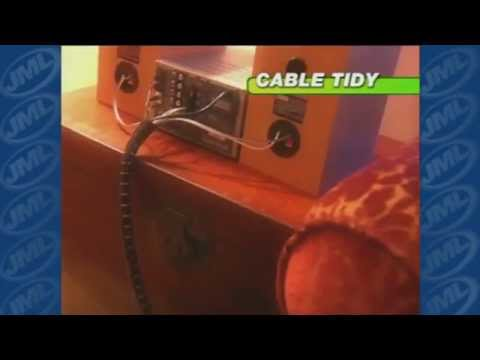 JML Electrical Cable Tidy - Demonstration | BabySecurity
