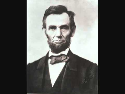 Johnny Horton   Young Abe Lincoln Make A Tall, Tall Man