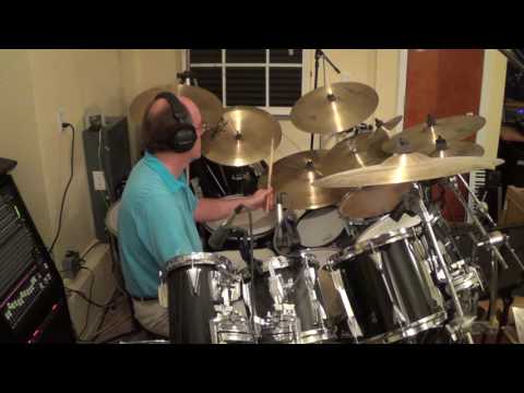 Rush - Between the wheels drum cover