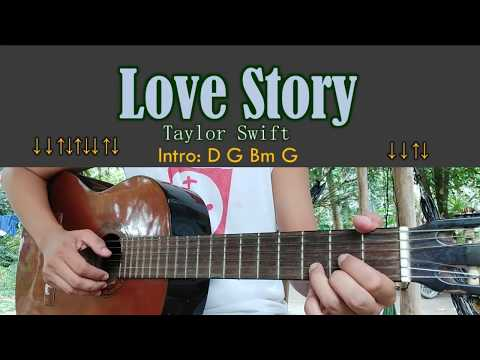 Love Story - Taylor Swift - Guitar Chords