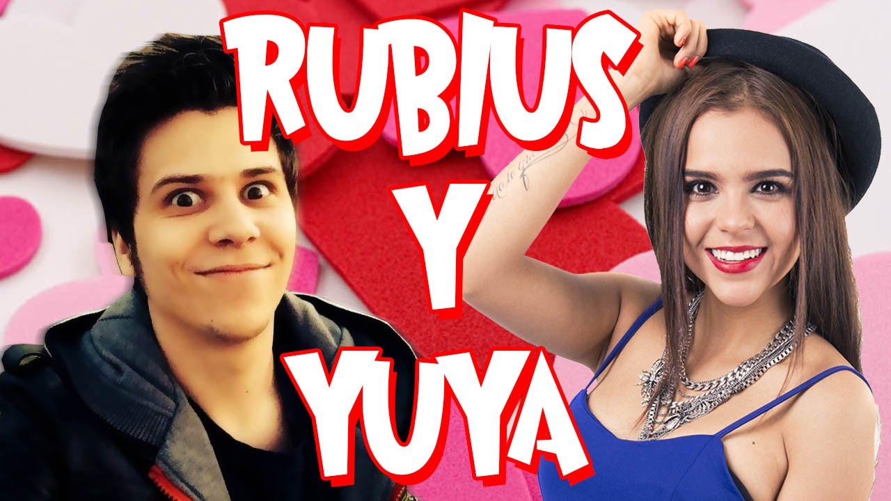 El Rubius confirma que se va a casar con yuya