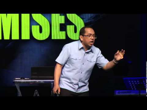 Anchor Your Life on God's Promises - Bong Saquing