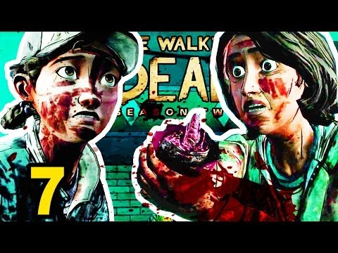 ENDING OF DEATH - The Walking Dead: Season 2 Episode 3 (Part 7)