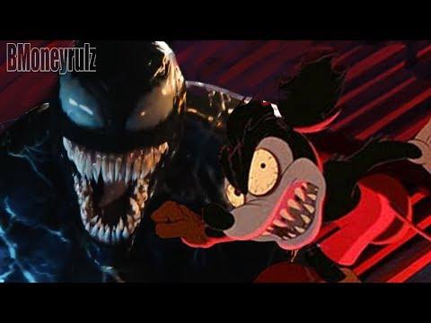Disneys VENOM MashUp Trailer Parody