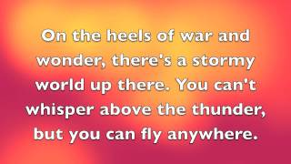 To The Sky Owl City Lyrics