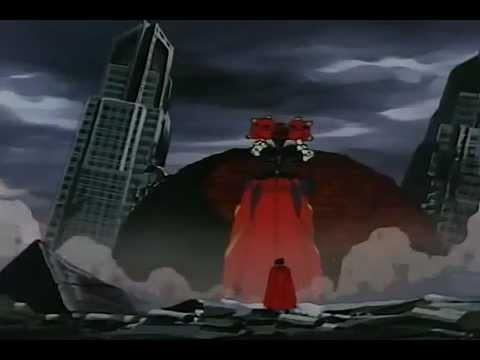 G Gundam S01E16 Ultimate Power and Evil! Rise of the Dark Gundam ...