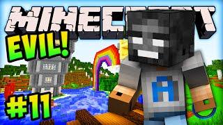 """EVIL ALI-A!"" - MINECRAFT (How To Minecraft) - w/ Ali-A #11"
