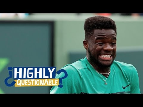 Thumbnail: Quiet Please? Mysterious Noises Disrupt Sarasota Open Tennis Match | Highly Questionable