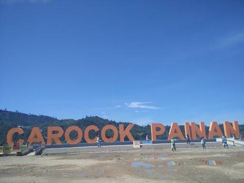 Pantai Carocok, Painan, Pesisir Selatan dan Harga Ticket