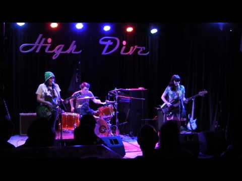 Skating Polly - Hail Mary - High Dive Seattle