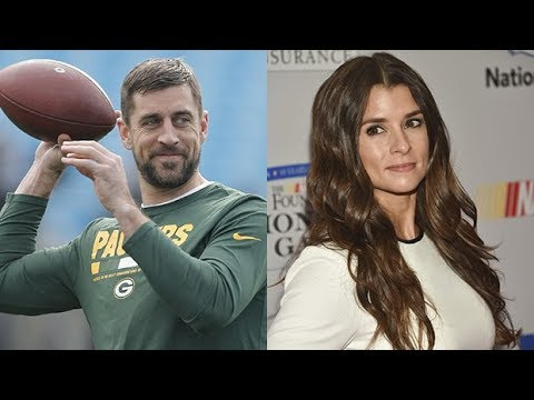 Danica Patrick confirms she is dating Packers QB Aaron Rodgers
