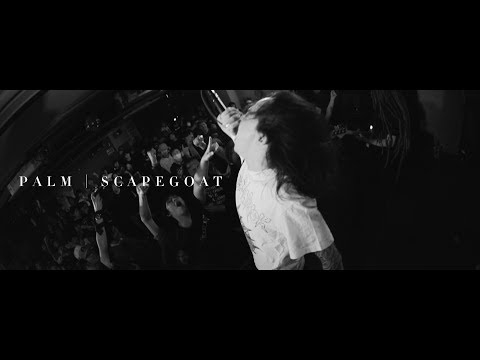 PALM - SCAPEGOAT (Official Music Video)