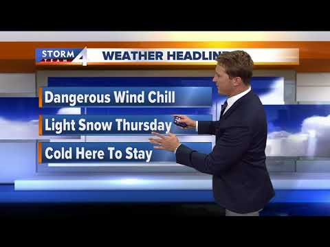 Wind Chill Advisory remains in effect