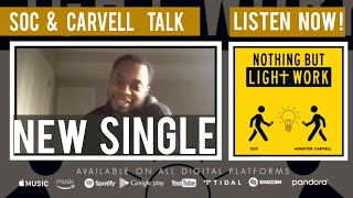 """Nothing But Light Work"" - Talking about their new single (@RebirthofSOC @Minister Carvell)"