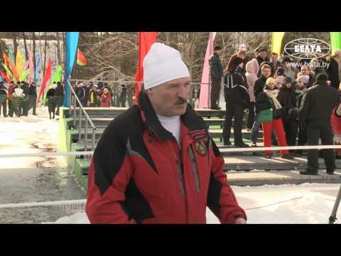 Лукашенко о возможном переносе ЧМ по хоккею