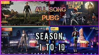 Download lagu ALL SONG PUBG |SEASON 1 TO 10 THEME PUBG |ALL THEME SONG PUBG|PUBG ALL SONG