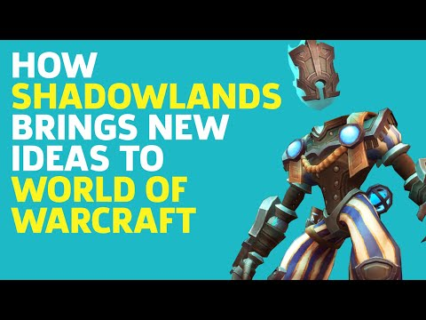 How Shadowlands Brings New Ideas To World Of Warcraft