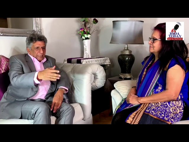 Sada-e-London by Sudha sharma , Interview with stage and Bollywood actor Krishan Tandon Part -3