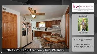 20745 Route 19, Cranberry Twp, PA 16066