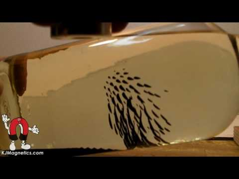 Playing with FerroFluid - Part 2