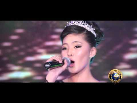 Cry Me Out - Pixie Lott (Cover by Anujin Анужин) (UBS TV Show 2016)