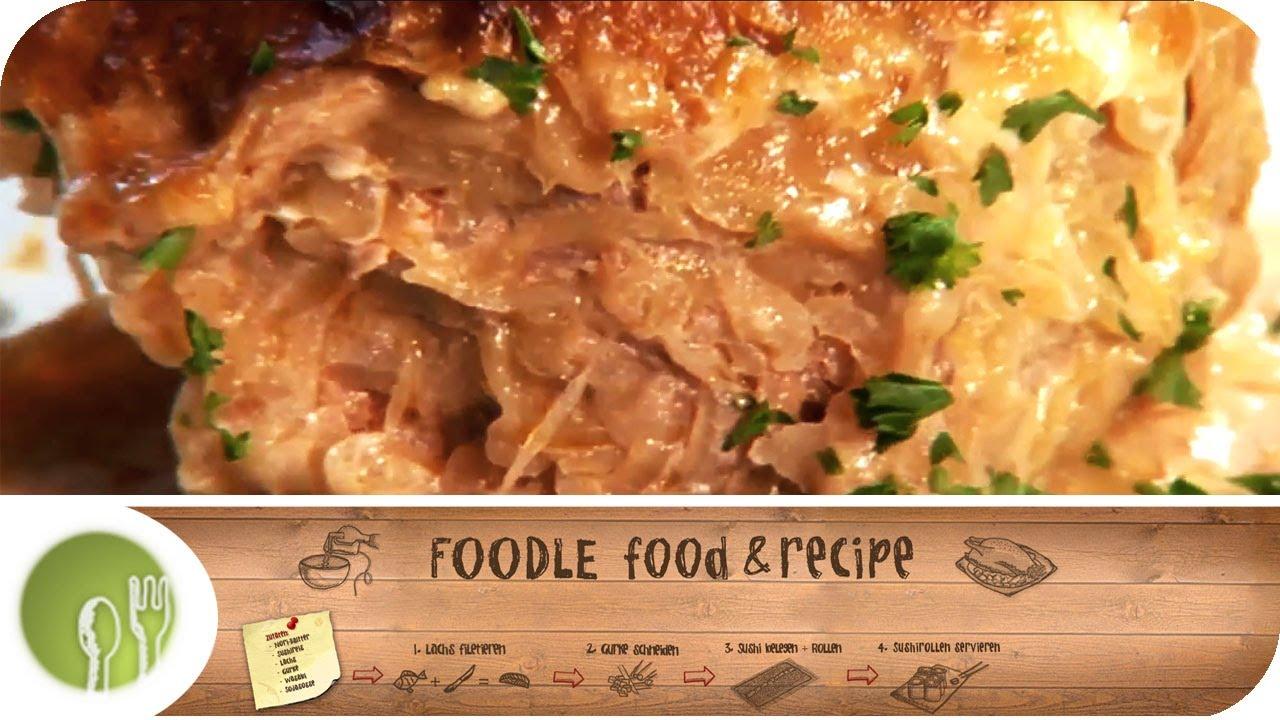Sauerkrautknödel Von Profikoch Dirk Hoffmann I Foodle Food