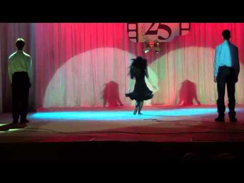 Танец Жетем (Lara Fabian-Je T'aime), 25 лет Лицей БГУ.