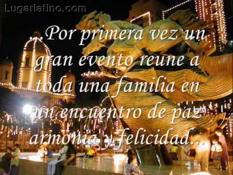 Invitacion Oficial Encuentro Familia Urrea Diaz Youtube