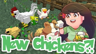 Animania Mod Beta!! • New Chickens, Cows, Pigs, Ferrets, & More!!