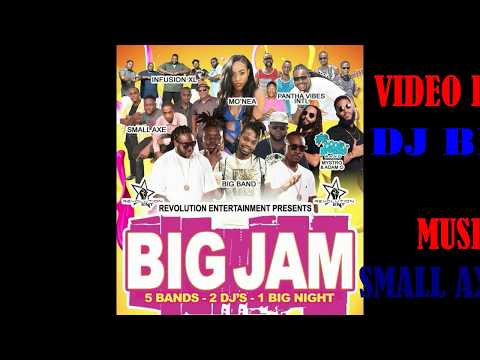 SMALL AXE BAND LIVE 2018 @ BIG JAM IN ANGUILLA