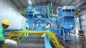 L B Foster Birmingham, AL Pipe Coating Facility - YouTube
