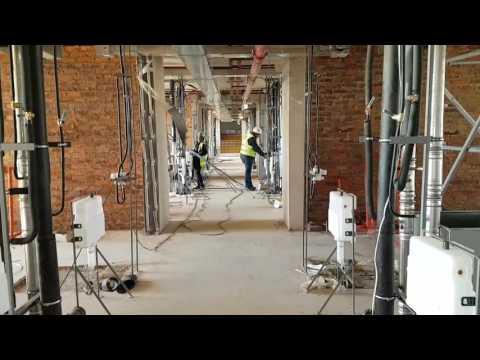 Prefabricated Modular Plumbing Units