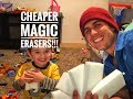 Get cheaper magic erasers for auto detailing!!!
